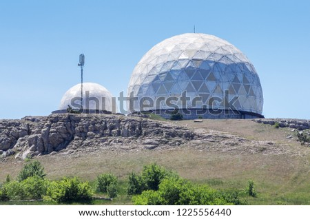 Teufelsberg,radar station,to listen,dome,free pictures - free image from  needpix.com