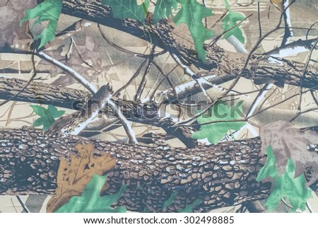 Military texture camouflage background #302498885