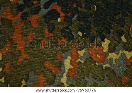 Military texture camouflage pattern