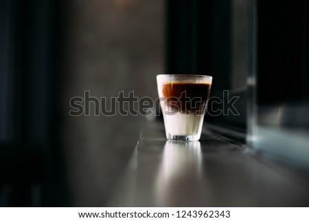milk latte coffee latte art latte espresso  #1243962343