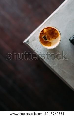 milk latte coffee latte art latte espresso  #1243962361