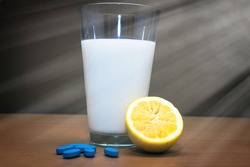 milk, lemon and drugs part two