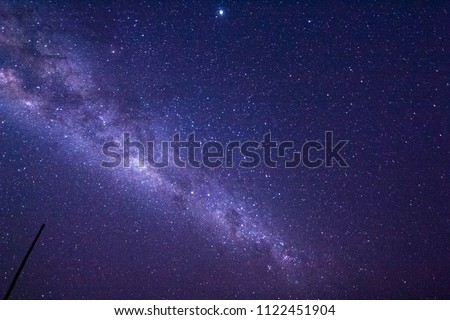 Milky Way Above Sukamade #1122451904