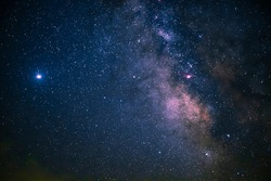 Milky way - astrophotography - spain