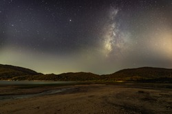 Milky Way in Hong Kong