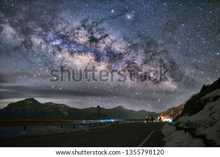 milky way in way #1355798120