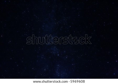 milky way stars astronomy photograph