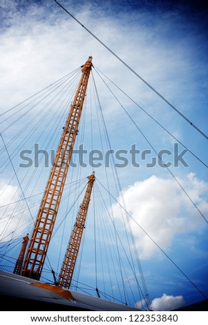 Millennium Dome Greenwich Peninsula, London England UK