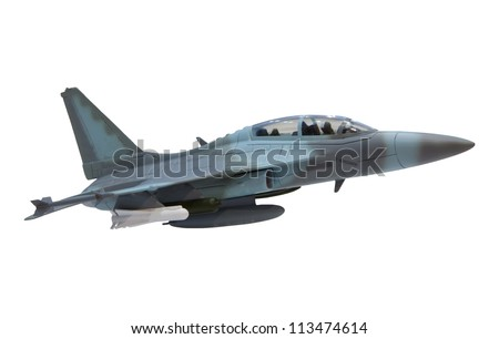 milliary air plane flying on blue sky