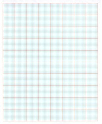 Millimeter squared paper, graph paper for background, grid paper