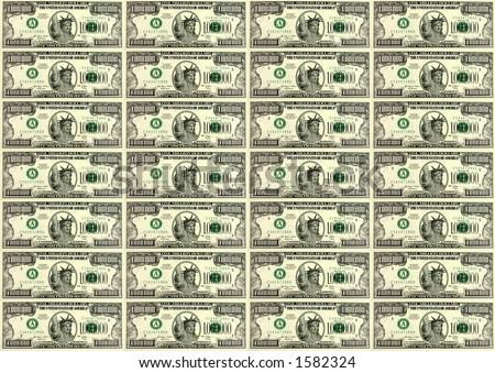 stock photo   million dollar