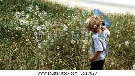 Millions of bubbles
