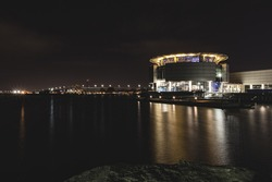 Milwaukee Lakefront at Night