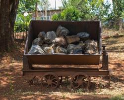 Minecart Pilgrim's Rest
