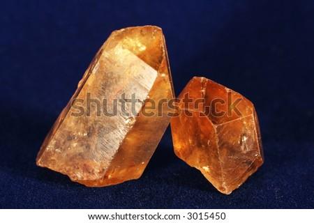Minerals crystal