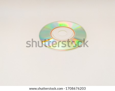 Mini CD, or pocket CD, is CD with a smaller diameter and one third the storage capacity of a standard 120 mm disc.  Stock fotó ©