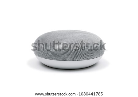 Mini Smart Speaker #1080441785