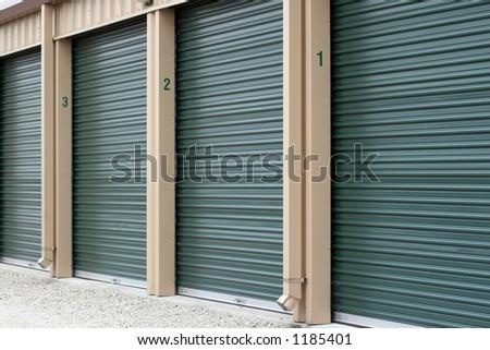 mini storage building
