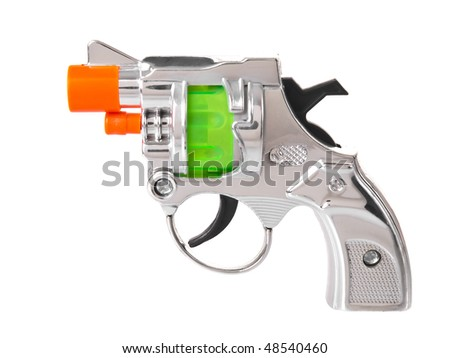 Mini toy gun