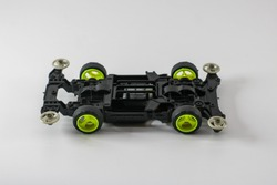 Mini 4WD Toy Car by Tamiya from Japan