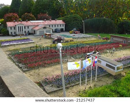 Miniature park Madurodam