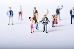 miniature people