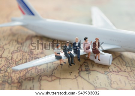 miniature people   business...