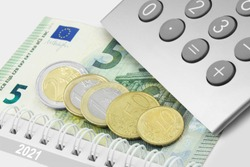 Minimum wage 9,60 Euro and calculator 2021