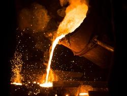 mining casting work
