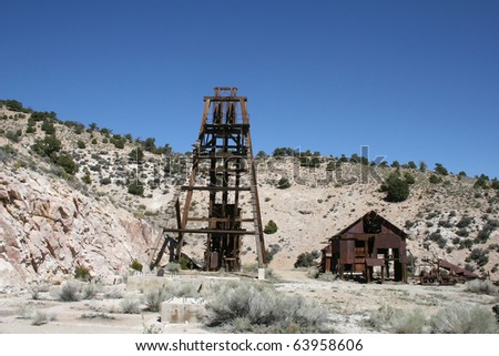 Mining for gold in America's wild west