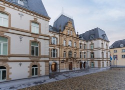Ministry of Foreign and European Affairs - Mansfeld building - Luxembourg City, Luxembourg