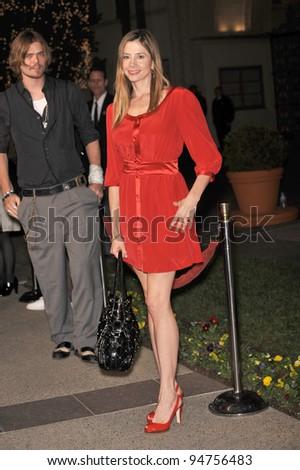 Mira Sorvino at industry screening of \