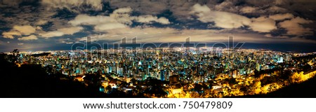 Mirante da caixa d'agua Belo Horizonte