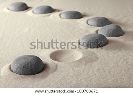 missing or job vacancy help wanted lost people incomplete group join the team rock stone sand pebble pattern hole fill the gap link together concept