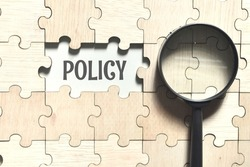 Missing pieces of puzzle with Policy wording.