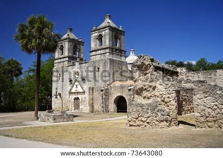 Mission Concepci�³n, San Antonio