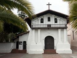 Mission Dolores, oldest surviving structure in San Francisco