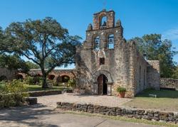 Mission Espada at San Antonio Missions National Historic Park