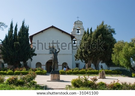 Mission San Juan Bautista was founded on June 24, 1797 in what is now the San Juan Bautista Historic District of San Juan Bautista, California.
