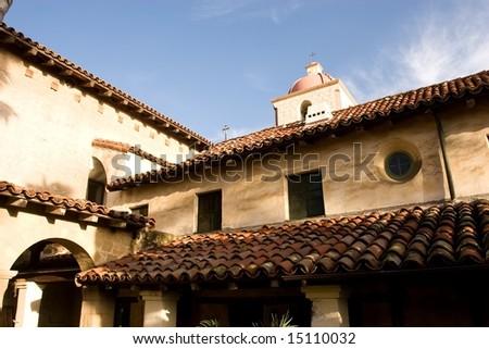 Mission Santa Barbara is a Spanish Franciscan mission near present day Santa Barbara, California.
