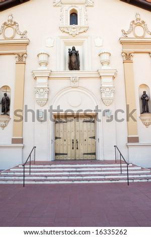 Mission Santa Clara; San Jose, California