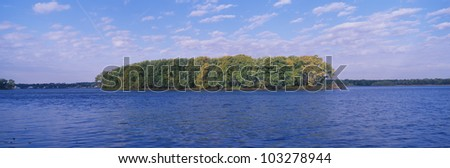 Mississippi River along Great River Road, Quad Cities, Illinois/Iowa