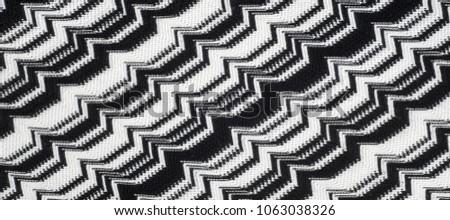 Missoni fabric wool texture #1063038326