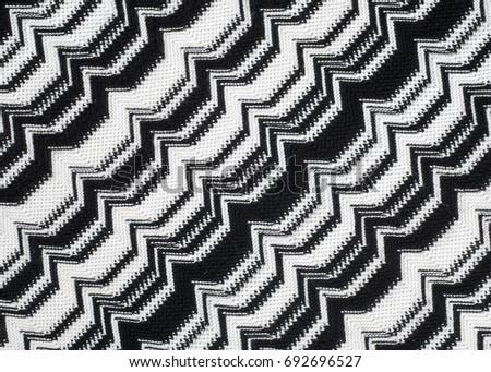 Missoni fabric wool texture #692696527