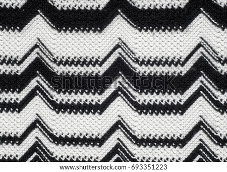 Missoni fabric wool texture #693351223