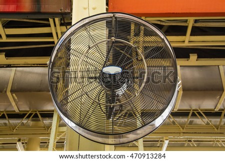 Mist fan, water mister fan blows Images and Stock Photos - Avopix com