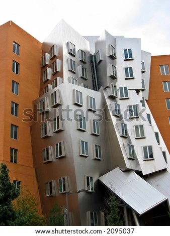 MIT Stata Center, Boston