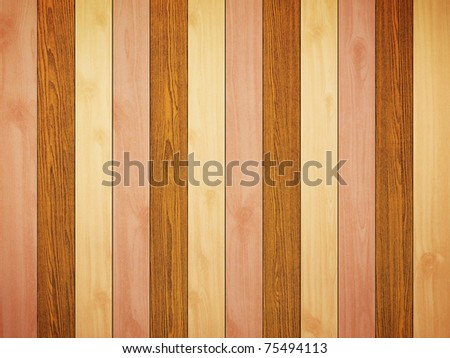 Mix color wood background