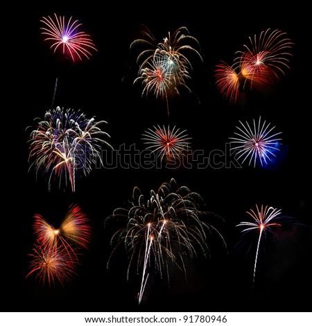Mix Fireworks