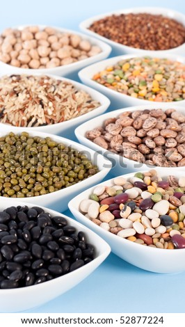 Mixed Beans and Grains